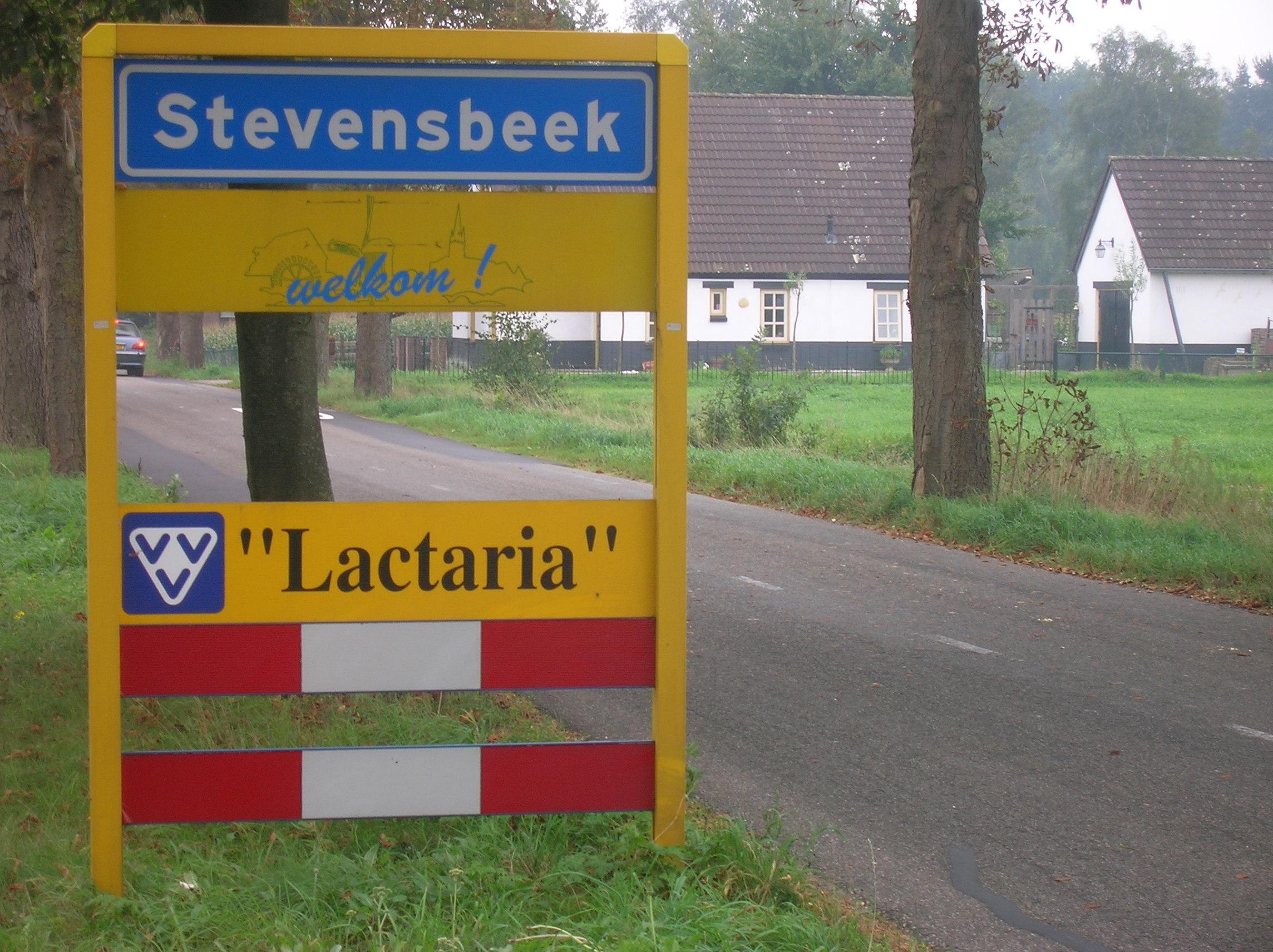 Postcode Stevensbeek - Het Postcode en Adresboek van Nederland